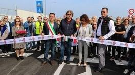 Inaugurata a Misano la via dedicata a Marco Simoncelli