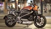 Harley-Davidson mette in stop la Live-Wire