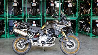 BMW GS Trophy Oceania: moto 'speciali' pronte per partire