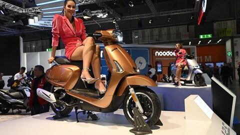 Kymco a EICMA 2019, tra scooter ed elettrico: FOTO