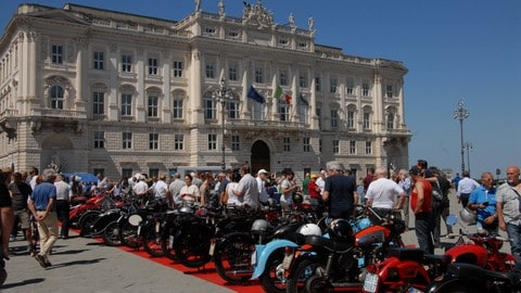 FIVA World Motorcycle Rally 2019: FOTO