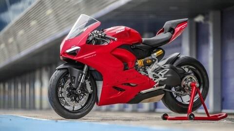Ducati Panigale V2 test a Jerez: FOTO