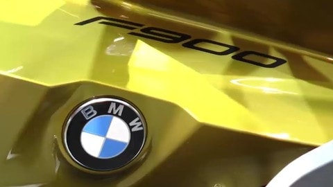 EICMA LIVE 2019: BMW F 900 XR e R VIDEO