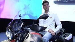 EICMA LIVE 2019: Moto Guzzi V85 TT Travel VIDEO