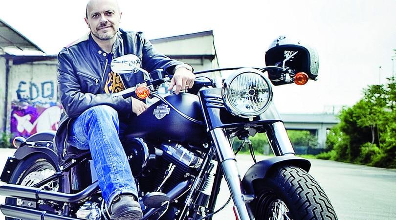 Max Pezzali: 883 e Harley-Davidson, che vita rumorosa!