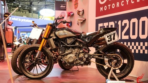 EICMA 2019, le novità Indian Motorcycle: FOTO