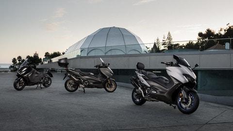 Prova Yamaha TMAX 560 - LE FOTO