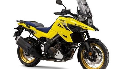 Suzuki V-Strom 1050 e V-Strom 1050XT: FOTO