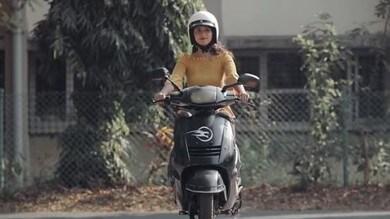 Liger Mobility, lo scooter elettrico auto bilanciante e a guida autonoma