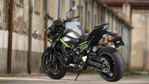 Kawasaki Z900, tutte le foto