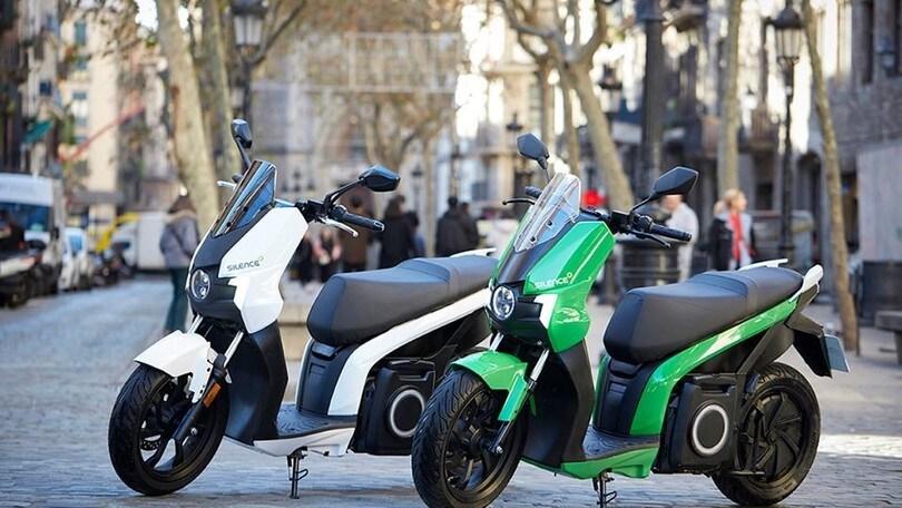 Arriva in Italia Silence, la gamma di scooter elettrici