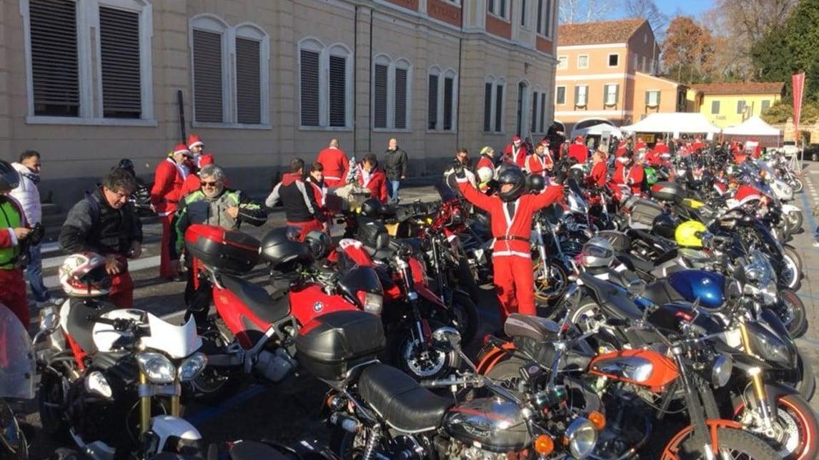 MotoBabbo, il motoraduno benefico il 7 dicembre a Mirano