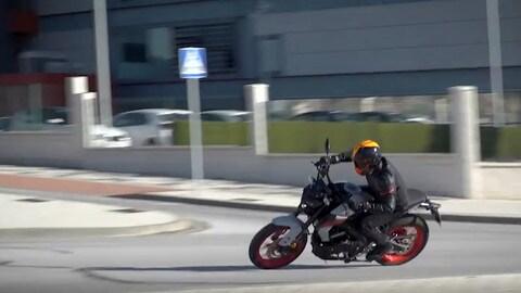Video-prova: Yamaha MT125 e MT03, il lato dark delle piccole