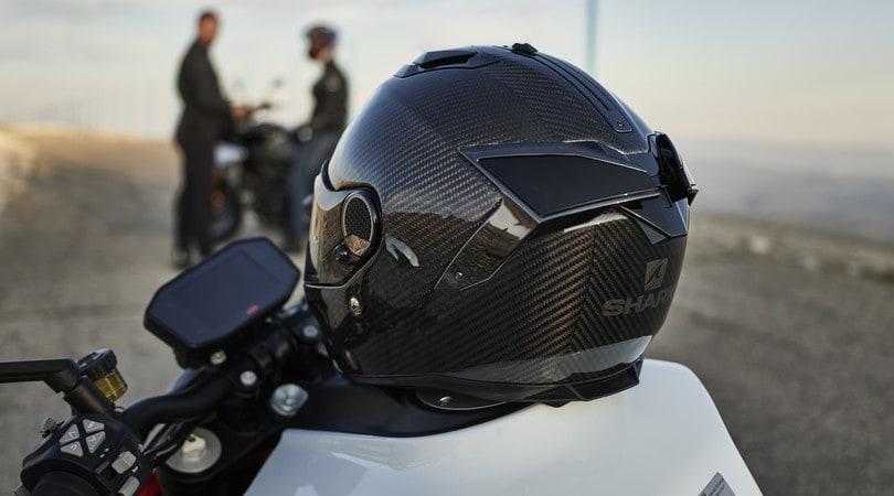 Shark, il casco Spartan GT Carbon è già disponibile