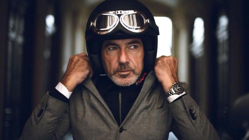La giacca da moto che non si stropiccia: l'idea tutta italiana