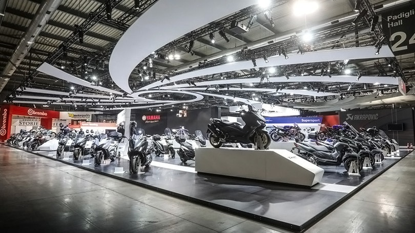 Yamaha: novità e special al Motor Bike Expo