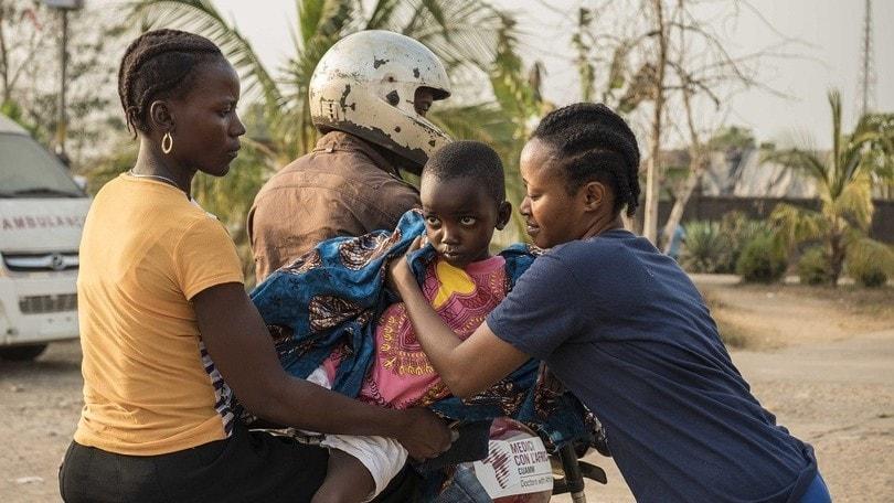 """""""In moto con l'Africa"""": i motociclisti fanno la differenza"""