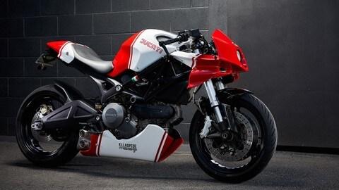 Ducati Monster 659 EB616 by Ellaspede: FOTO