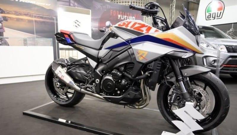 Suzuki Katana: a MBE arriva la speciale 7584