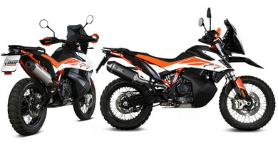 MIVV: terminale Oval e Speed Edge per la KTM Adventure
