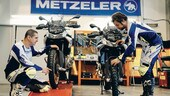 BMW GS Trophy Oceania: gli pneumatici Metzeler Karoo 3