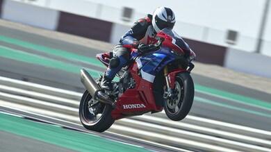 Test, Honda CBR1000RR-R: urlo da mondiale SBK