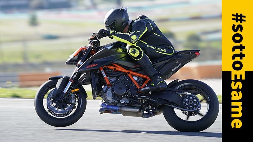 Prova KTM 1290 Super Duke R, i voti del #SottoEsame