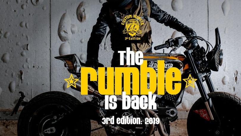 Custom Rumble: quale è la Scrambler più bella del reame?