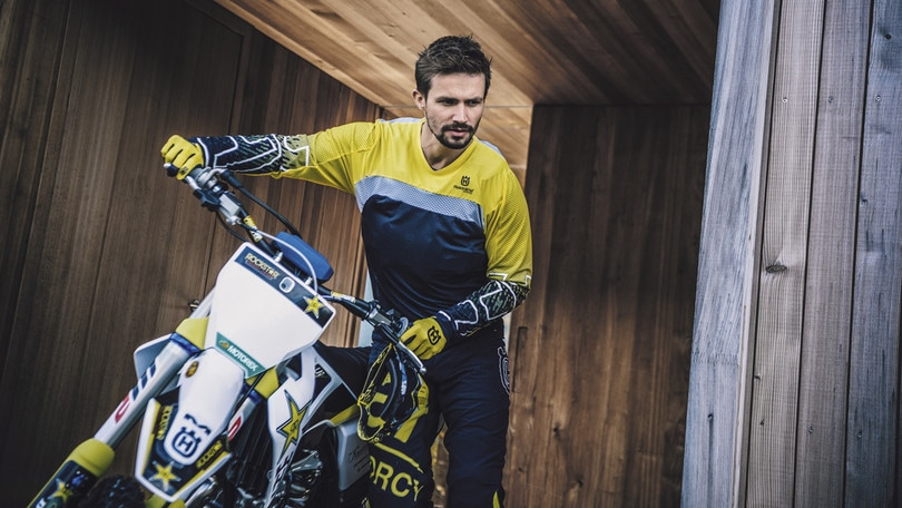 Husqvarna: new look per l'off-road