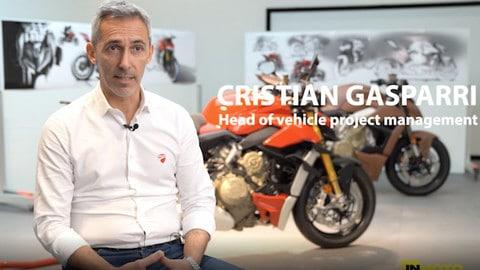 Ducati Streetfighter V4: