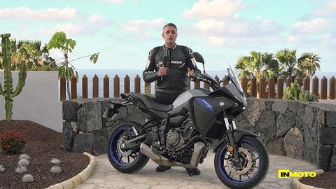 Video-prova Yamaha Tracer 700 2020