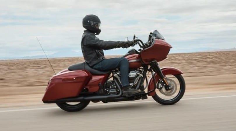 Harley-Davidson, Android Auto sulla gamma 2021