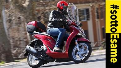 Prova Honda SH150i 2020: i voti del #SottoEsame