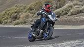 Yamaha Tracer 700 2020 Vs toboga infernale: scontro a colpi di pieghe