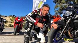 Nuovi Metzeler Sportec M9 RR: la video-prova