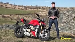 Video-prova, Ducati Streetfighter V4