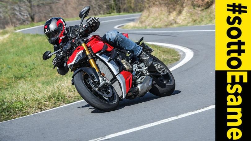 Prova Ducati Streetfighter V4S, i voti del #SottoEsame