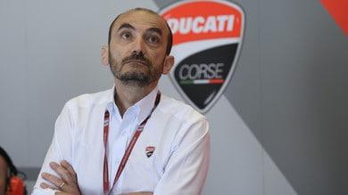 """Ducati, Domenicali: """"Lo stop? Catastrofe, serve ripartire ma in sicurezza"""""""