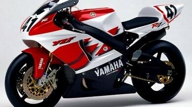 Yamaha 750 Genesis: razza da corsa