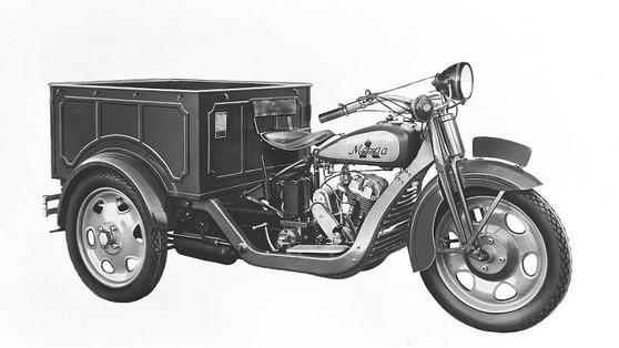 La prima Mazda? Il tre ruote nato con Mitsubishi