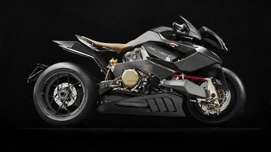 Nuova Vyrus Alyen: motociclismo extraterrestre