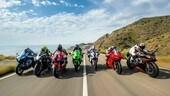 Comparativa Superbike 1000 - COME SONO FATTE