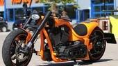 Thunderbike RS Lambo, tra Harley-Davidson e Lamborghini