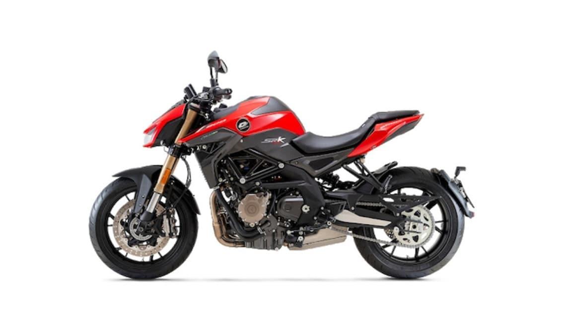2020 QJ SRK 600 (2020 Benelli TNT 600i)   Arena Motosikal