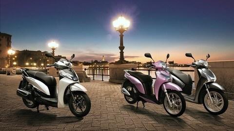 Top 20: gli scooter più venduti gennaio/giugno 2020