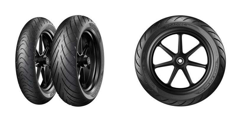 Metzeler: nuovo pneumatico Roadtec Scooter