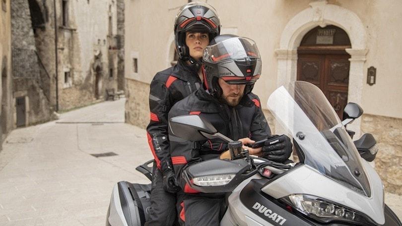 Ducati, total look touring per i viaggiatori