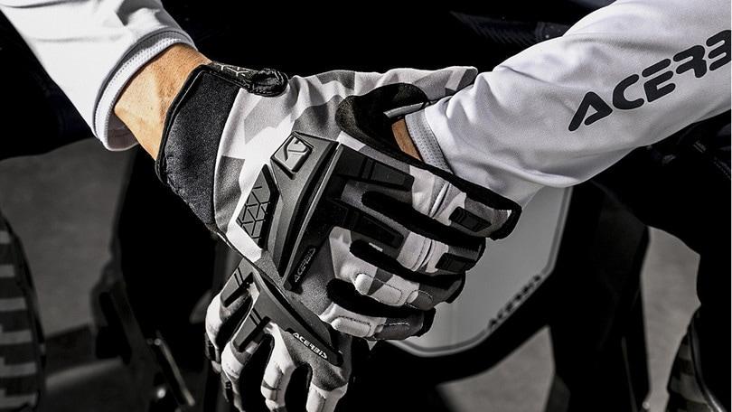 Da Acerbis i nuovi guanti X-Enduro