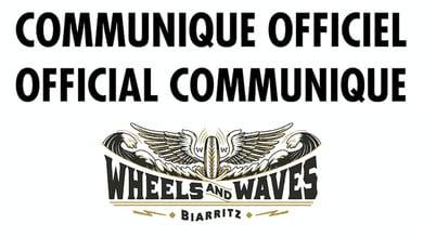 Wheels and Waves: salta definitivamente l'edizione 2020