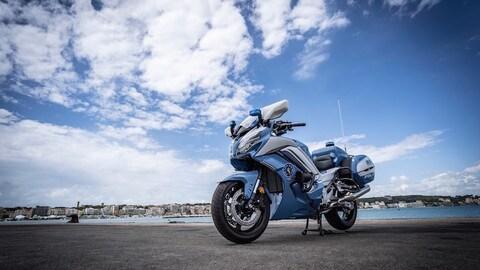 Yamaha FJR1300AE Polizia - FOTO